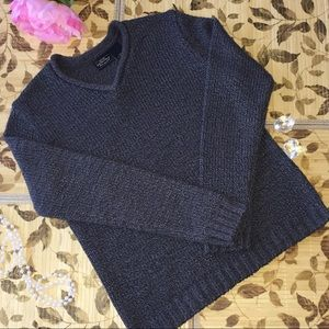 Sonoma V Neck Knit Sweater